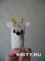 """Кукольный театр """"Волк и семеро козлят"""""""